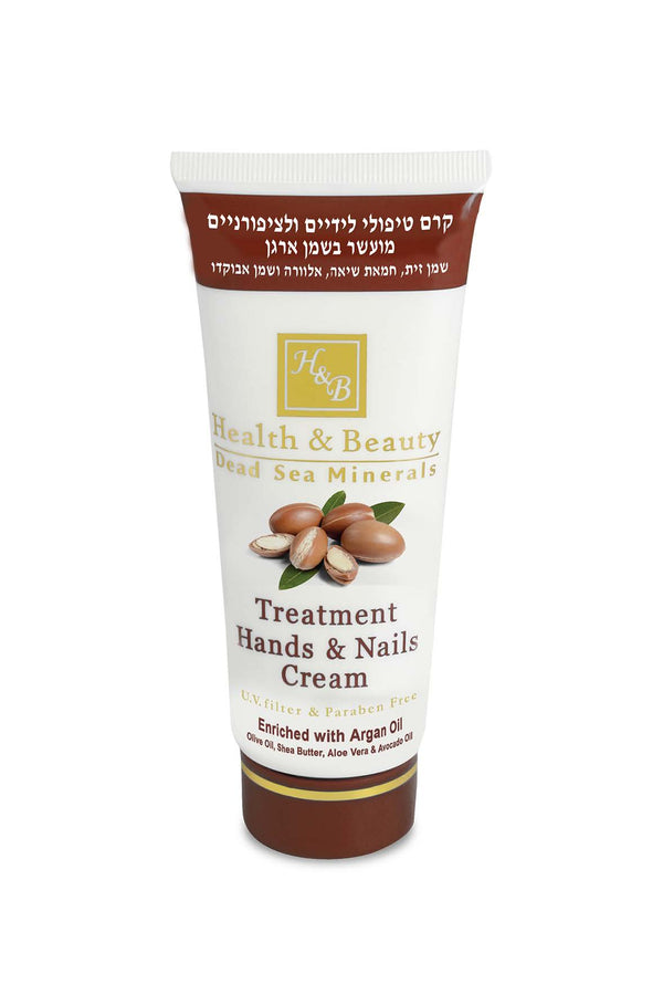 Treatment Hands & Nails Cream enriched with Argan Oil