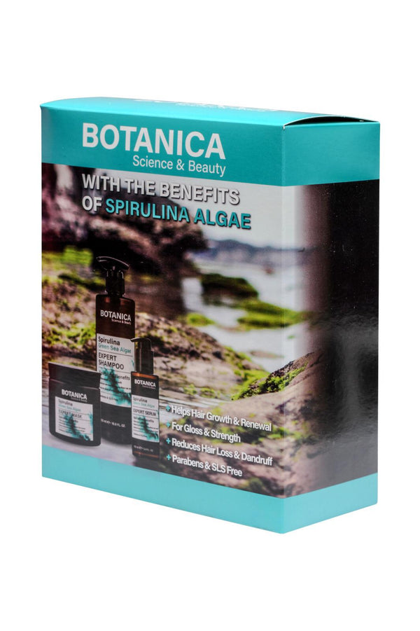 BOTANICA Spirulina Algae Hair Care