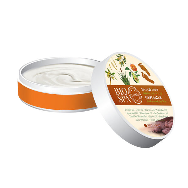 Bio Spa - Nourishing Foot Butter - deadseashop.com