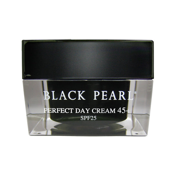 black pearl - Perfect Day Cream 45+ – SPF 25 - deadseashop.com