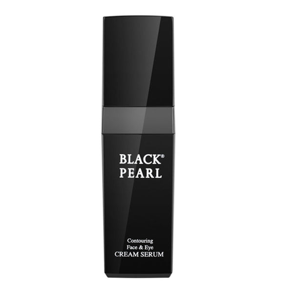 black pearl - Contouring Face & Eye Cream Serum - deadseashop.com