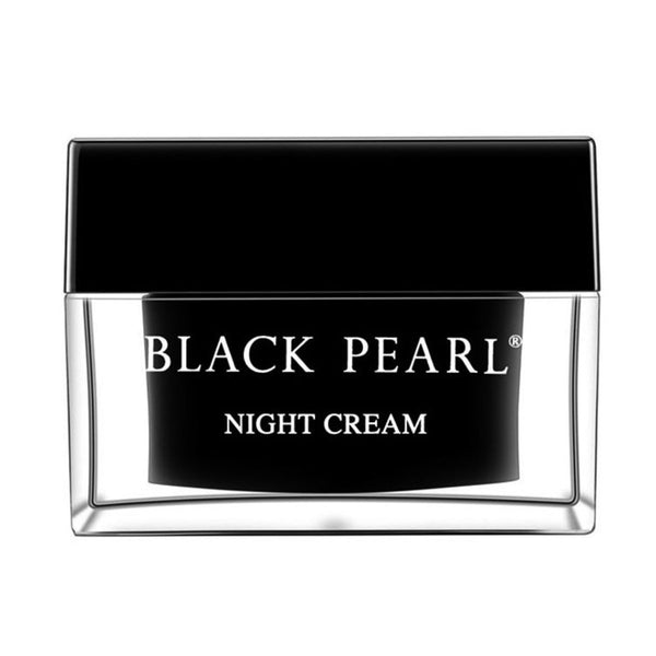 black pearl - Nourishing Night Cream - deadseashop.com