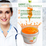 Carrot Gel with Dead Sea Minerals