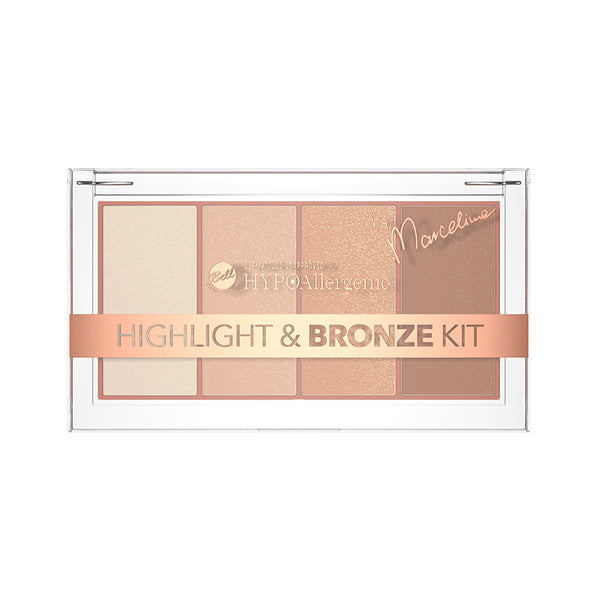 HYPOAllergenic Highligt and bronze kit
