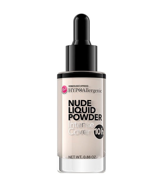 HYPOAllergenic Nude liquid powder