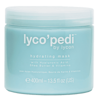 Lycon Pedicure hydrating mask