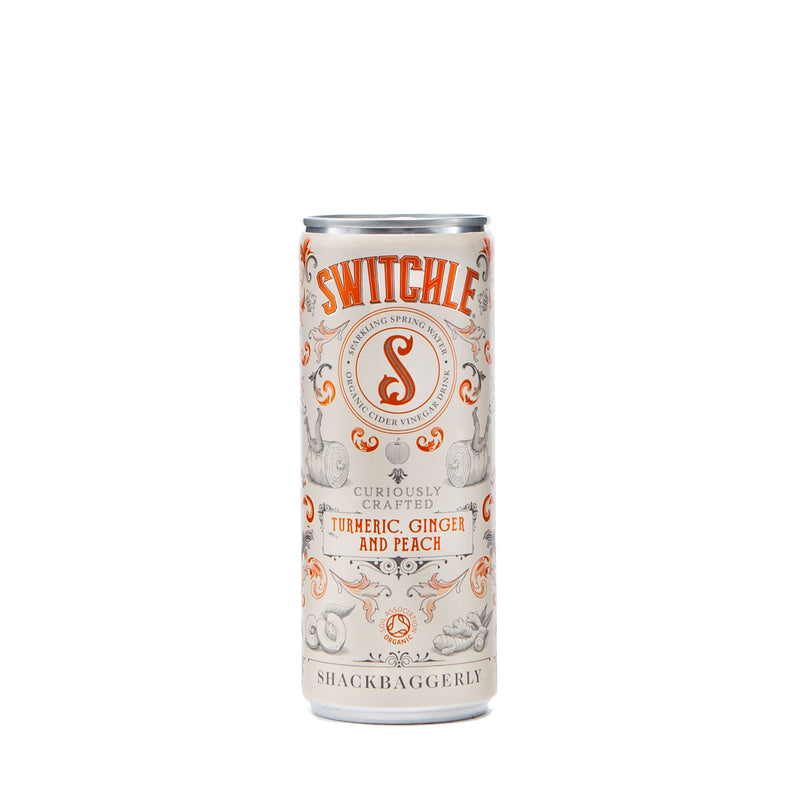Switchle Organic Apple Cider Vinegar - Sparkling