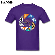 T-Shirt Cryptocurrency