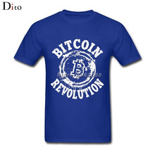 T-Shirt Bitcoin Revolution