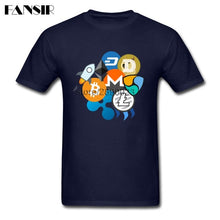 T-Shirt Multi Crypto