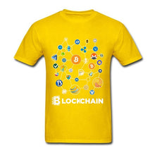 "T-Shirt ""Blockchain"""