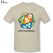 "T-Shirt ""Cryptocurrency"""