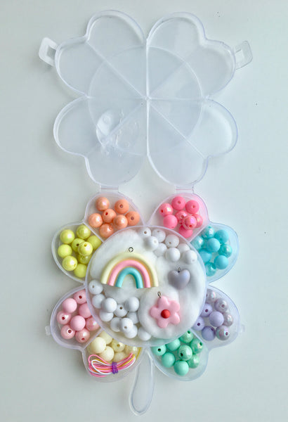 Daisy Flower Bobble It Yourself Kit