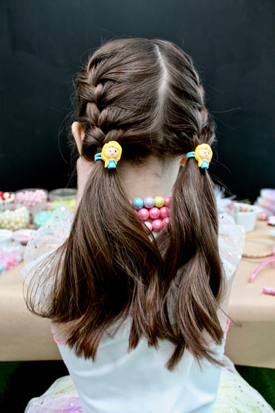 Princess Mini Hair Ties