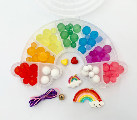 Rainbow Bobble It Yourself Kit - Limited Release