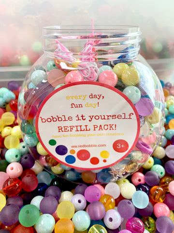 Bobble It Yourself Refill Pack - Large pieces