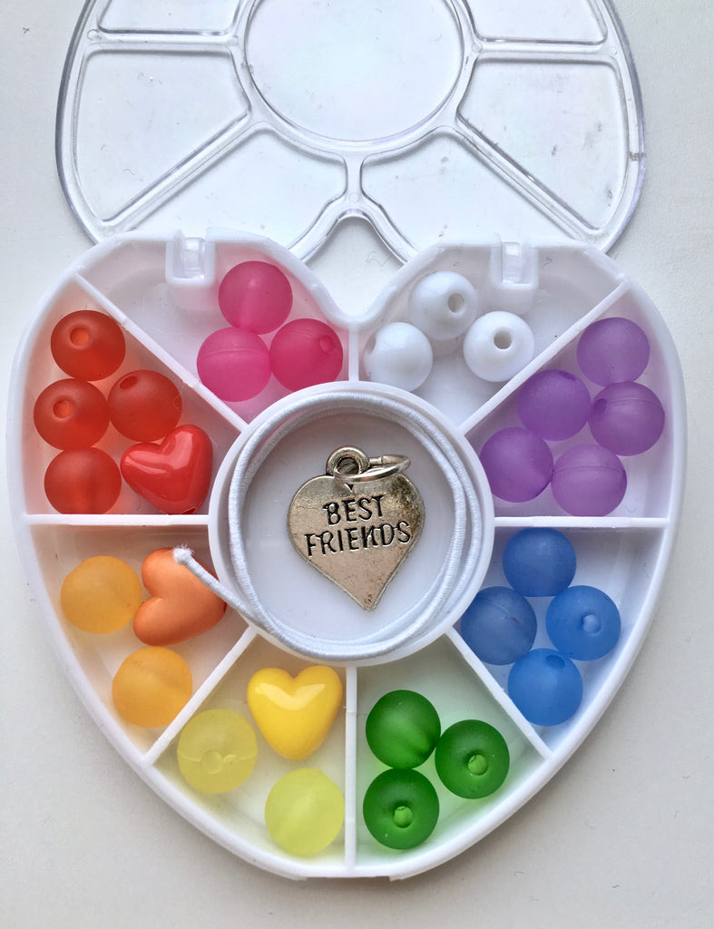 Mini Heart : Bestie : Bobble It Yourself Kit