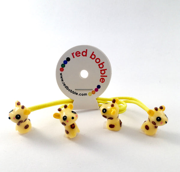 Mini Giraffe Hair Ties