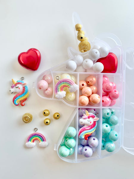 Unicorn Bobble It Yourself Kit