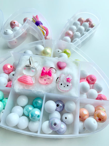 Bunny Bobble It Yourself Kit - Limited Release