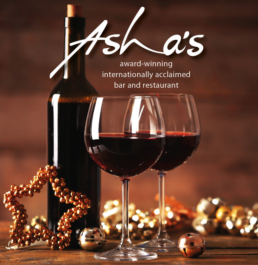 Asha's Solihull Indian Wine Dinner