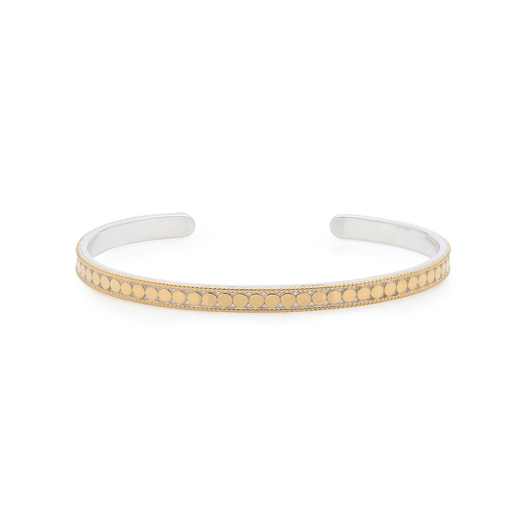 Copy of Anna Beck Dotted Stacking Cuff Gold