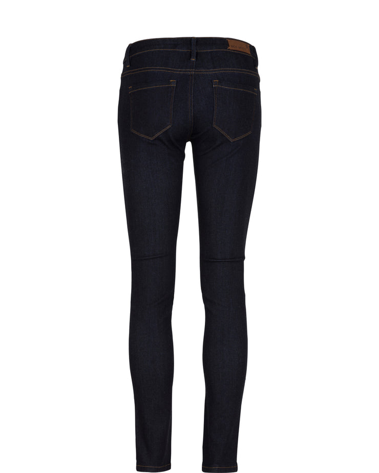 Athena Slim Jean Dark Blue