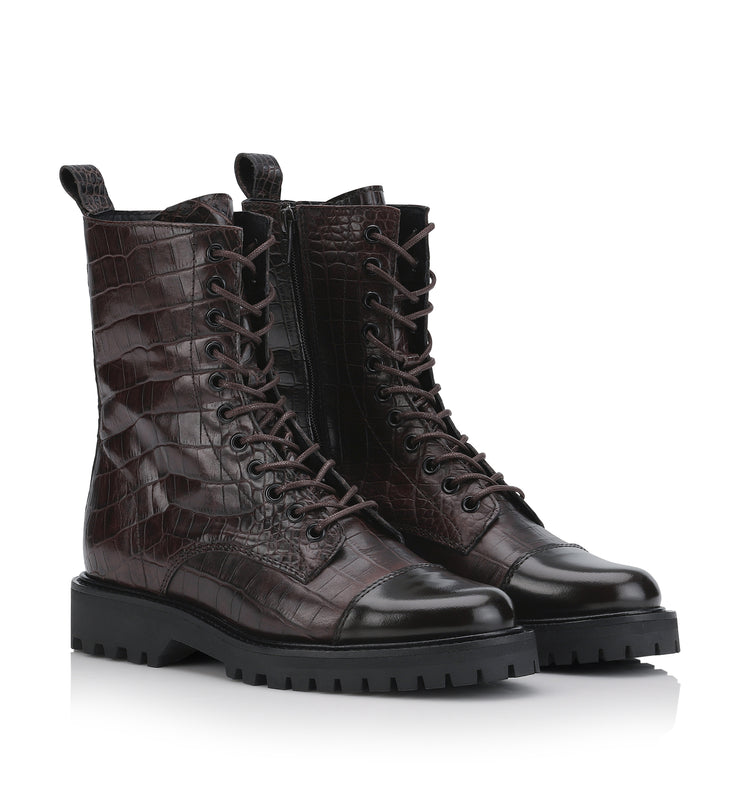Preto Boot Brown
