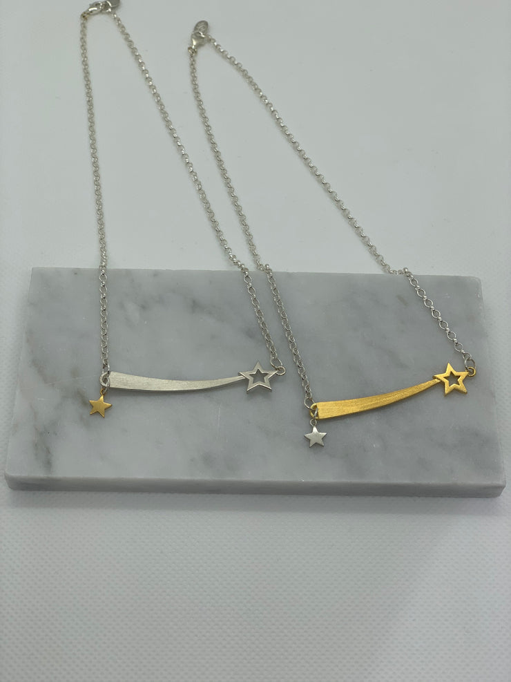 Chambers & Beau Shoot For The Stars Necklace