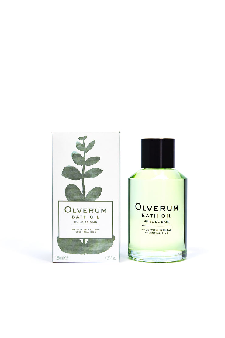 Olverum Bath Oil 125ml