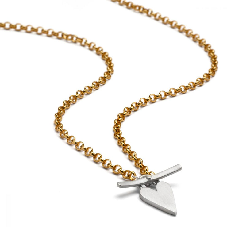 T-Bar Lovelock Necklace