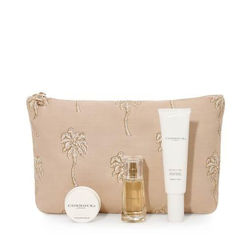 Connock London x Elizabeth Scarlett Palmier Gift Set