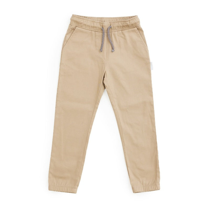 Tan Flinders Chino - Junior