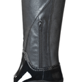 Bariloche Black Tall Boot