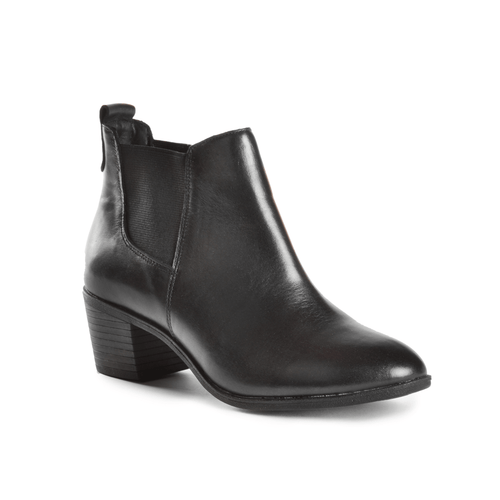 Sienna Black Ankle Boot