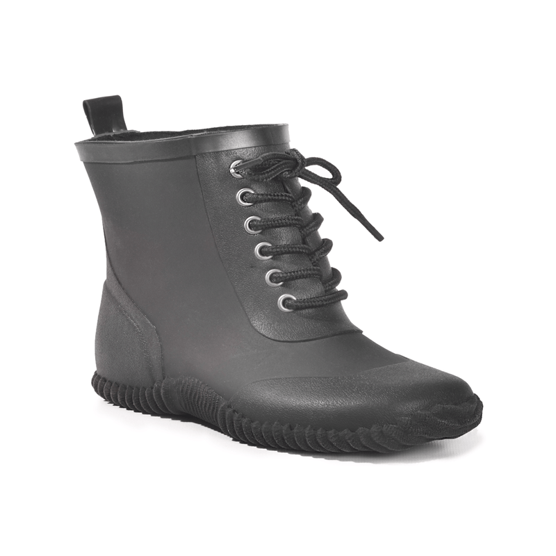 Telluride Black Ankle Boot
