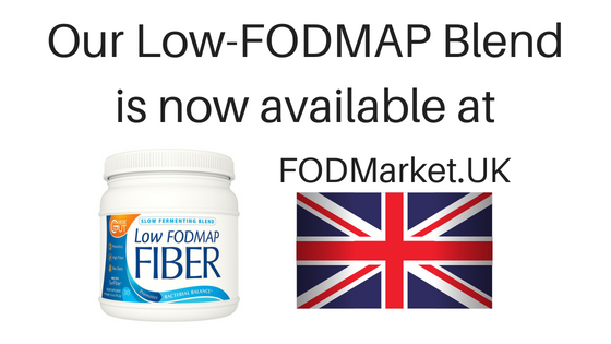Great Gut's® Proprietary Low FODMAP Formula Now Available at UK's Online Retailer, FODMarket
