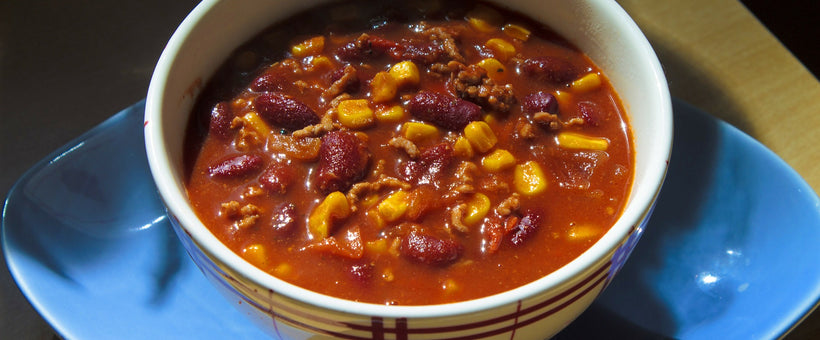 Ward off the Winter Chill with Chili (and Make Your Gut Happy, Too)!