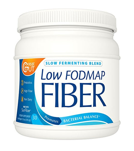Low FODMAP Slow Fermenting Prebiotic Fiber