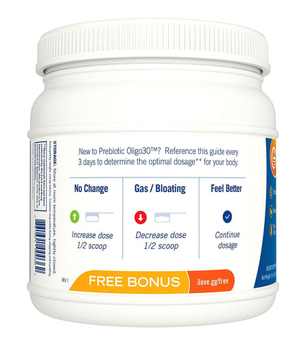 Oligo30™ Premium Prebiotic Fiber Blend (Discontinued)