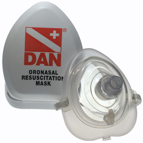 DAN Pocket Mask