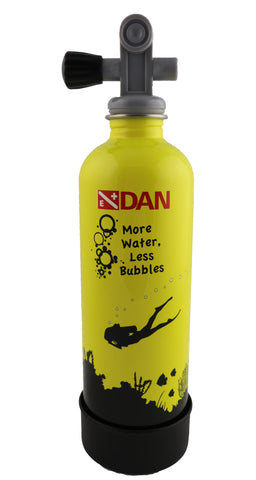 DAN Cylinder Water Bottle