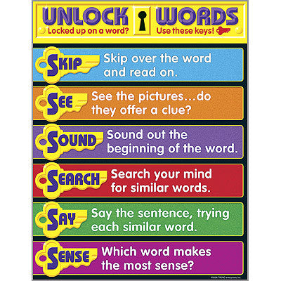 Unlock Words