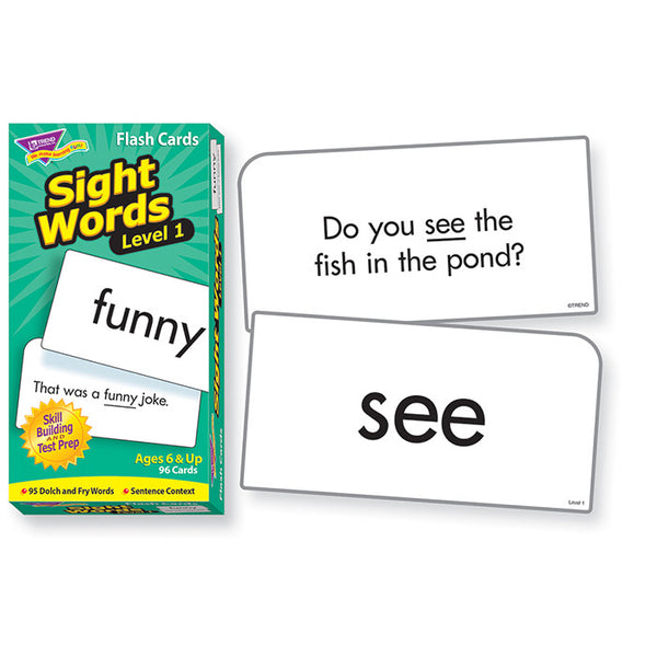 Sight Words – Level 1