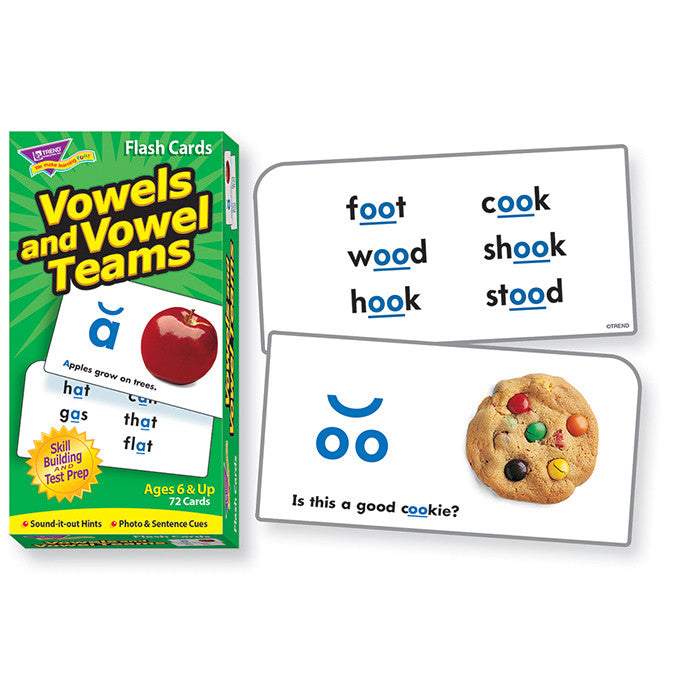 Vowels and Vowel Teams