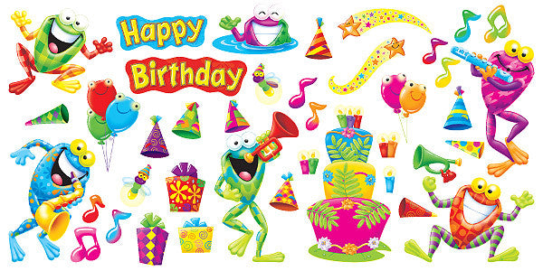 Frog-tastic!® Birthday Party