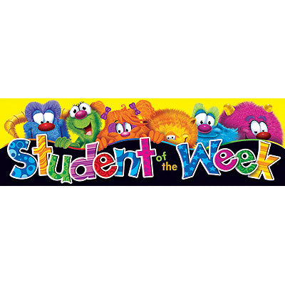 Student of the Week (Furry Friends®)