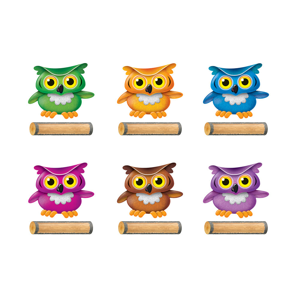 NEW!	Bright Owls Classic Accents® Variety Pack