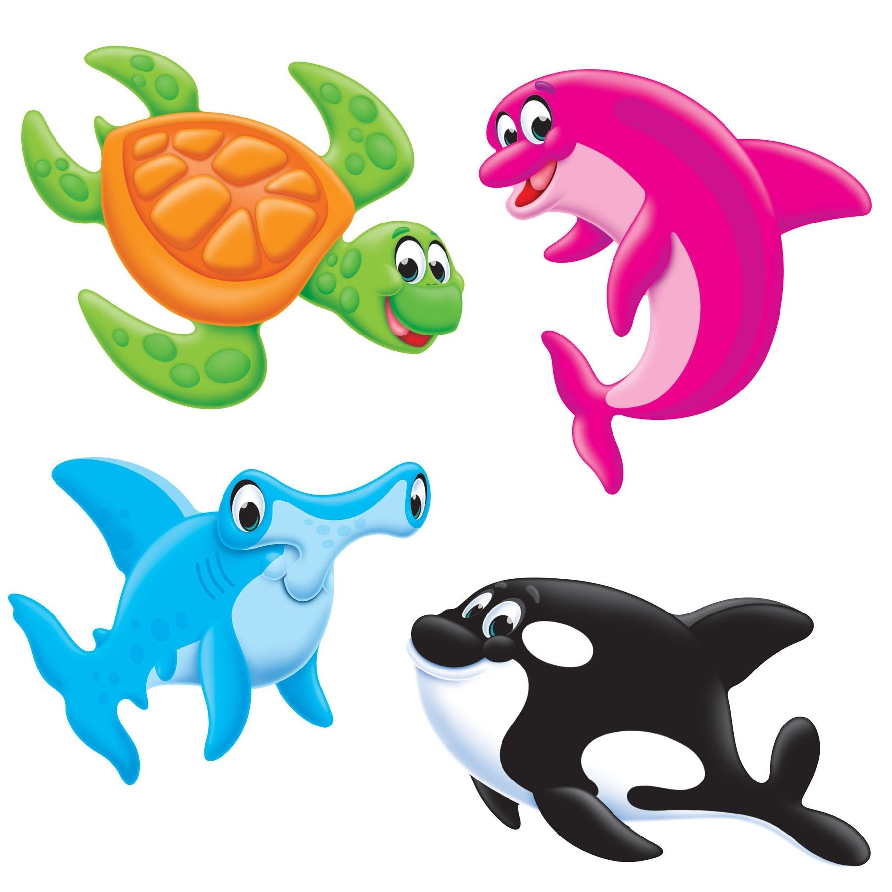 Sea Buddies® Classic Accents® Variety Pack