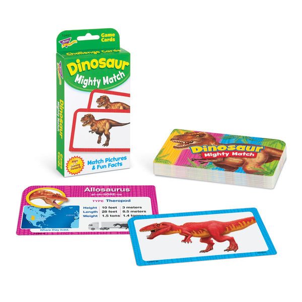 Dinosaur Mighty Match